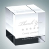 Straight Cube | Optical Crystal