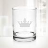 13oz Aristocrat DOF Glass | Molten Glass