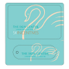 Combo Card w/Oval Tag