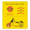 Combo Card w/Motorcycle Tag