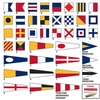 Size 0 Code Signal Flag Set with Line & Toggle