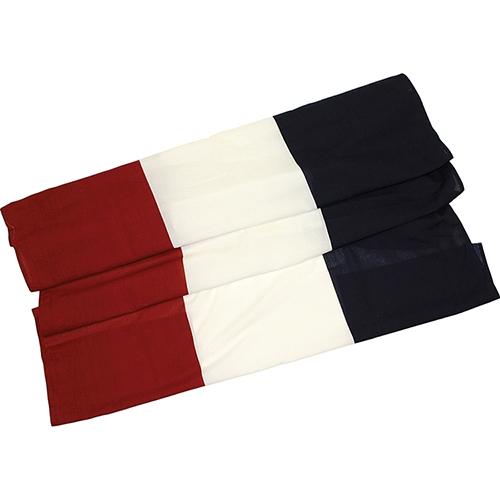 3-Stripe Nylon Bunting - 36