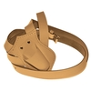 Single Harness Leather Carrying Belts, Tan