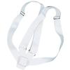 Double Harness Carrying Belts, White Webbing