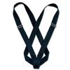Double Harness Carrying Belts, Black Webbing
