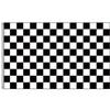 5' x 8' Outdoor Checkered Flag