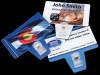 Business Card Magnets with Clip