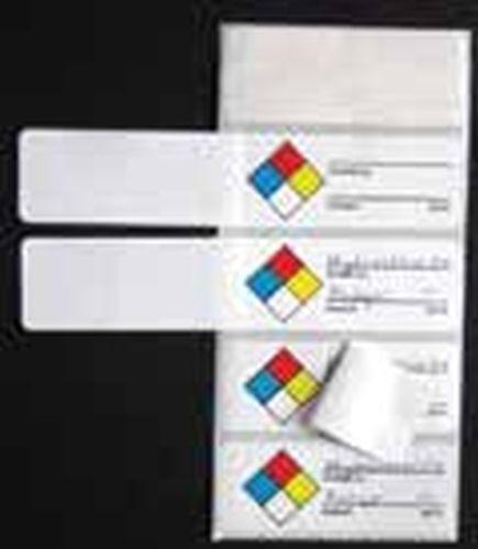 Self-Sealing Laminated Labels