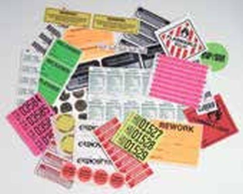 Blank Or Custom Printed Labels