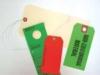 Blank or Custom Printed Tags