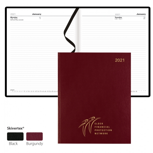 Letts of London® Standard Letter Planner - Day-Per-Page