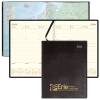 Letts of London® Signature Executive Planner - Week-To-View w/Maps