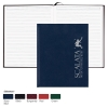 Executive Desk Journal - Skivertex® w/80 Ruled Sheets (160 pages)