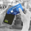 The Minimalist™ Phone Wallet (Black)