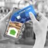 The Minimalist™ Phone Wallet (White)