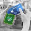 The Minimalist™ Phone Wallet (Green)