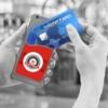 The Minimalist™ Phone Wallet (Gray)