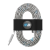 Toddy Tie Organizer and Cable Kit - USB-C to USB (Black)