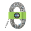Toddy Tie Organizer and Cable Kit - USB-C to USB (Green)