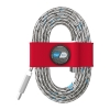 Toddy Tie Organizer and Cable Kit - USB-C to USB (Red)