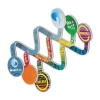 Toddy Twist Cable and Cord Organizer (Triple Pack)