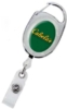 Premium Retractable Reels - Oval Carabiner Reel