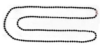 Neck Straps and Bead Chains - Plastic Bead Chain (4mm beads) - (38