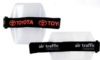 Clear Vinyl Badge Holders - Armband Badge Holder - (horizontal)