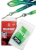 Multi-Purpose Badge Holders - E-Pack Event Credential Holder - With Back Pack (pictured) - New