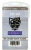 Rigid Plastic Badge and Card Holders - Half-Card Holder - Vertical