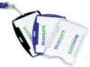 SkimSAFE RFID Card Holders - SkimSAFE™ RFID Shielded Badge Holder - (single card, open)