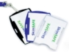SkimSAFE RFID Card Holders - SkimSAFE™ RFID Shielded Badge Holder - (dual card, open)