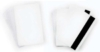 Plastic Card Stock - Printable PVC and Polyester Cards - 100% PVC, Blank with Mag Stripe
