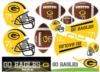 K-12 - Booster Club Vinyl Decal Sheets