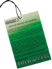 Special Event Credentials & Badges - Sports Day Pass
