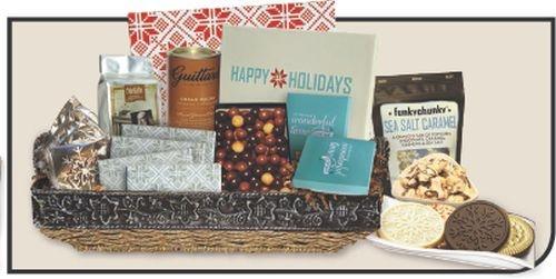 Happy Holiday Gift Basket