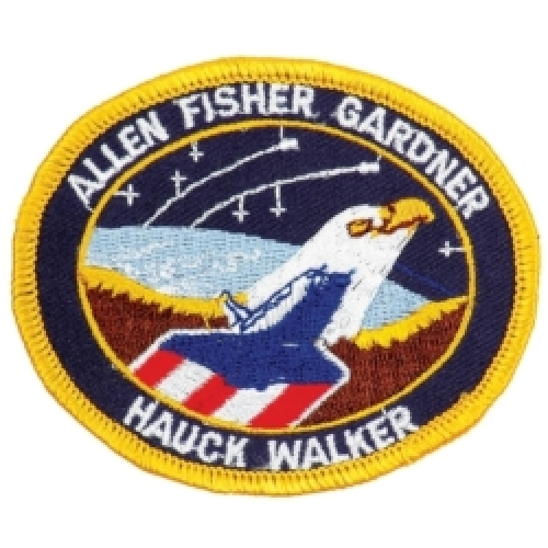 Custom Embroidered Patches (4-1/2
