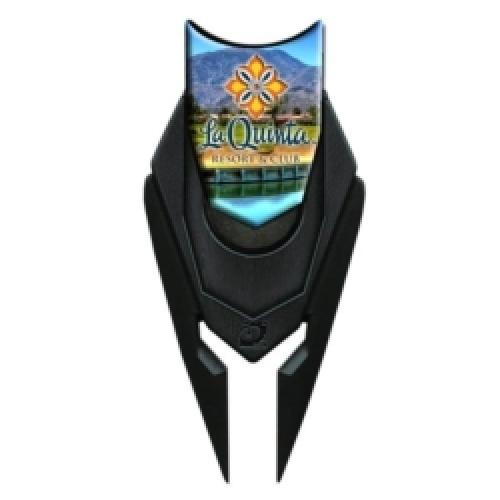 Express Vibraprint™ Tribal Golf Divot Tool w/ Ball Marker
