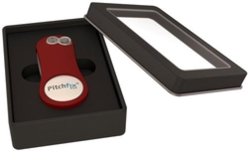 Pitchfix® Original Golf Divot Tool With Window Box