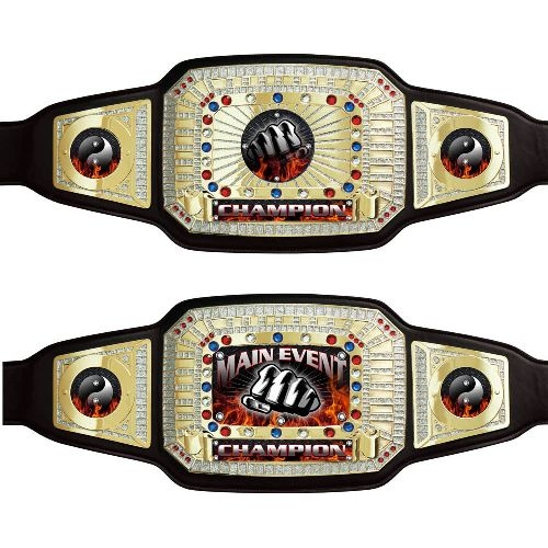Main Event Stock Insert labels For EXP-CAB1 or EXP-CAB2 Champion Belts