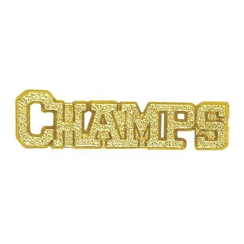 Champs Chenille Lapel Pin