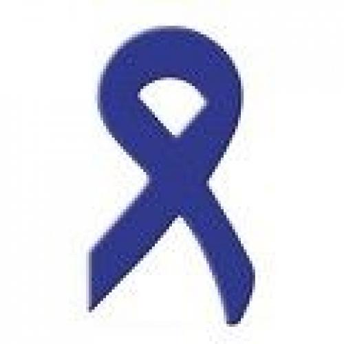 Blue Ribbon Service Lapel Pin