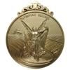Custom Power Stamped™ Iron Medallions (1-1/4