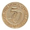 Power Stamped™ - Die Struck Brass Pin (1