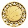 Antique Basketball Star Medal (2-1/2