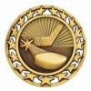 Antique Hockey Star Medal (2-1/2
