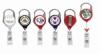 Vibraprint™ Carabiner Badge Reel