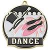 Bright Gold Dance High Tech Medallion (2