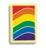 Rainbow Service Lapel Pin