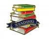 Bright Gold Educational Reading Lapel Pin (1-1/8